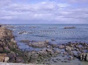 Playa de piedras de Bermeo