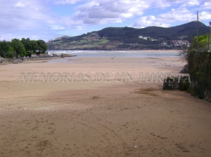 Playa de Laidatxu