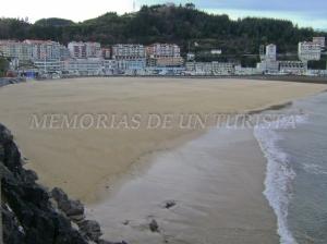 Playa de Ondarroa