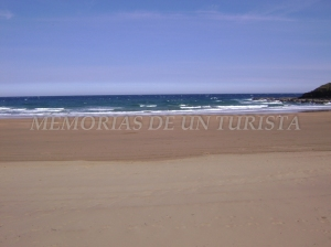 Playa de Mendexa