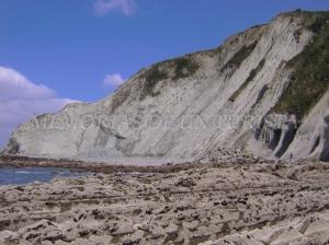 Fin de la Playa de Itzurun