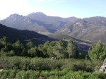 Sierra de Las Villuercas Desde Sierra de la Madrila
