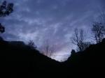 Cielo Nublado En Sierra Del Pimpollar