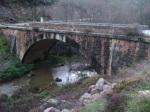 Puente Antiguo Río Ruecas