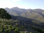 Sierra de la Madrila en Cañamero (Cáceres)