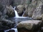 Salto de la Mora en Cañamero (Cáceres)
