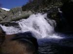 Cascada del Trabuquete en La Vera (Cáceres)