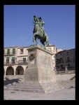Estatua Conmemorativa Francisco Pizarro