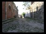 Calle Subiendo Hacia El Castillo