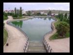 Lago del Parque del Rodeo
