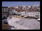 Plaza Mayor Desde Torre de Bujaco