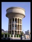 Torre Hallada En Parque Europa