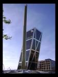 Obelisco de Calatrava y Torre de Realia