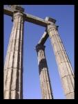 Columnas del Templo