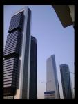 Las Cuatro Torres de Madrid