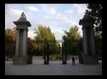 Entrada del Parque del Retiro