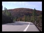 Desde la Carretera Hacia Cañamero