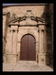 Puerta Iglesia Santa María de Hervás