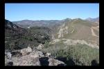 Carretera de Cañamero a Guadalupe