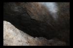 Interior de la Cueva de la Mora