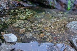 Agua de la Chorrera de Calabazas