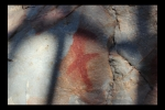 Pintura Rupestre Risquillo de Paulino
