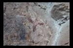 Pintura Rupestre en Forma de Cruz