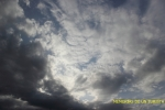 Nubes en Puente de Alconétar
