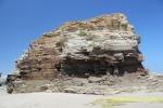 Enorme Roca en la Playa de las Catedrales