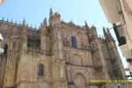 Fachada principal de la Catedral Nueva