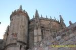 Fachada Trasera de la Catedral Nueva