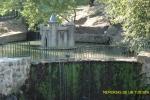 Estanque en el Parque de los Pinos