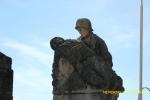 Homenaje al soldado