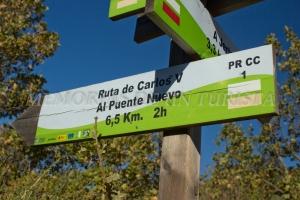 6,5 km al Puente Nuevo