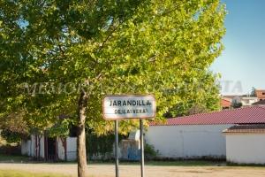 Llegada a Jarandilla de la Vera