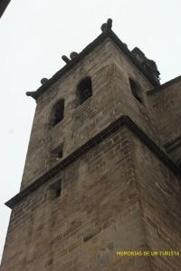 Torre de la Iglesia de Santa María la Mayor de la Asunción