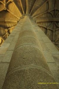 Columna de la iglesia