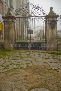 Verja en Ayuntamiento de Candelario