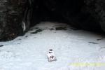 En las grutas de la Playa de las Catedrales de Ribadeo