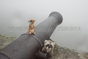 Mery y Pepe en el cañón