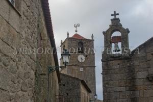 Torre del Reloj y Campanario de la capilla