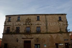 Palacio de Juan Pizarro de Aragón