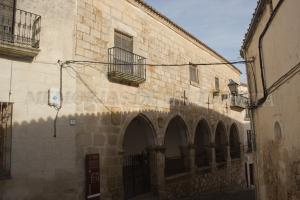 Casas Principales de los Chaves Sotomayor