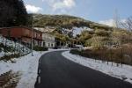 La Garganta nevado