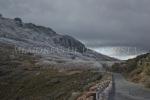 Nieve en Las Villuercas