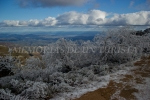 Las Villuercas nevadas