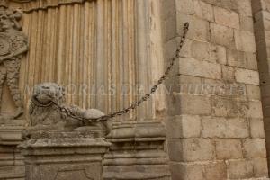 Detalles de la catedral