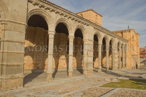 Arcos de la Basílica de San Vicente