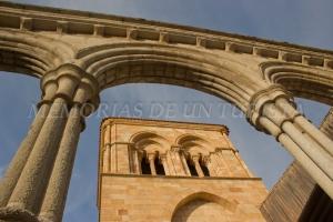 Torre de la Basílica de San Vicente