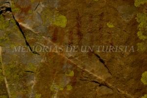 Pinturas Rupestres del Cancho del Reloj